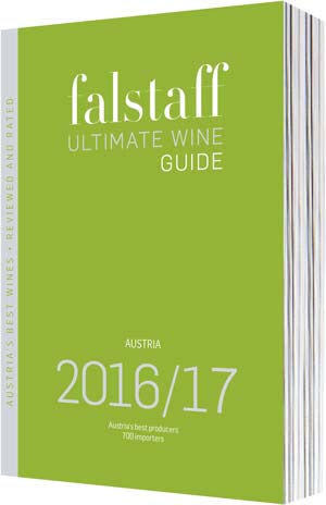 Cover Falstaff Ultimate Wine Guide 2016/2017