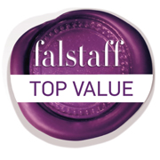 Falstaff Top-Value Siegel