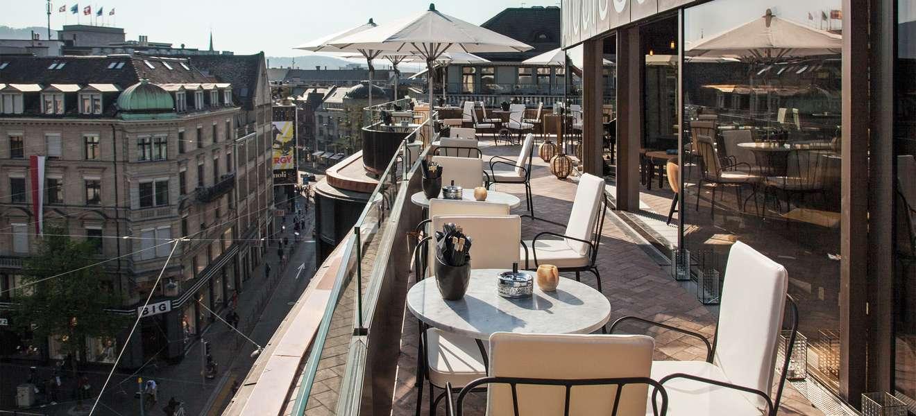 Top 20 Rooftop Locations in Zürich   Falstaff
