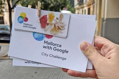 Mallorca with Google, Tag 1