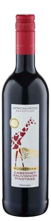 2019 Cabernet Sauvignon Pinotage Südafrika »African Rock