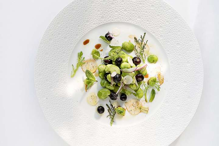 Alain Passard, Restaurant »Arpège« in Paris