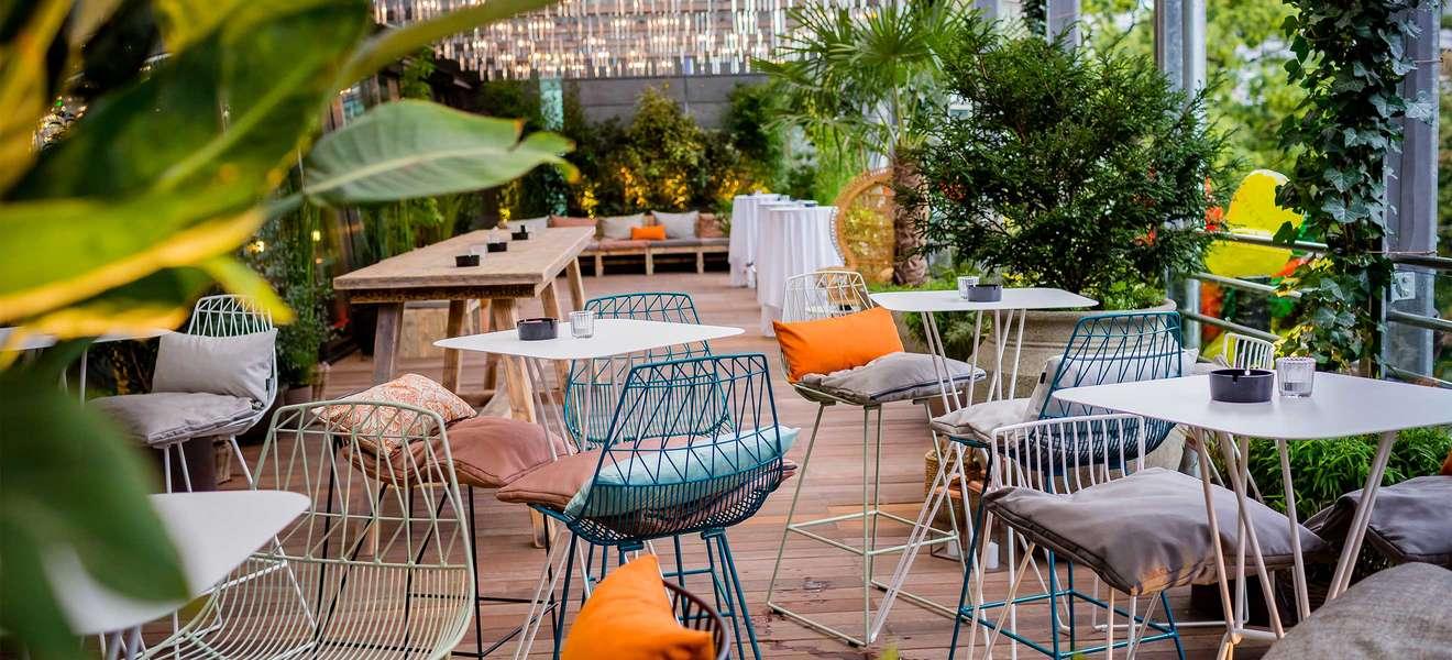 Zürich Top Restaurants die ihre Terrassen öffnen   Falstaff