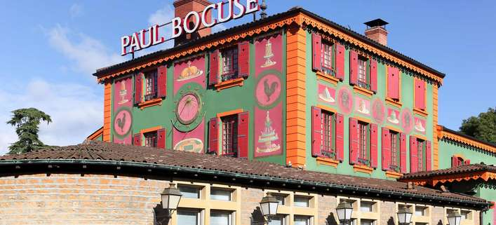 Restaurant «Paul Bocuse»