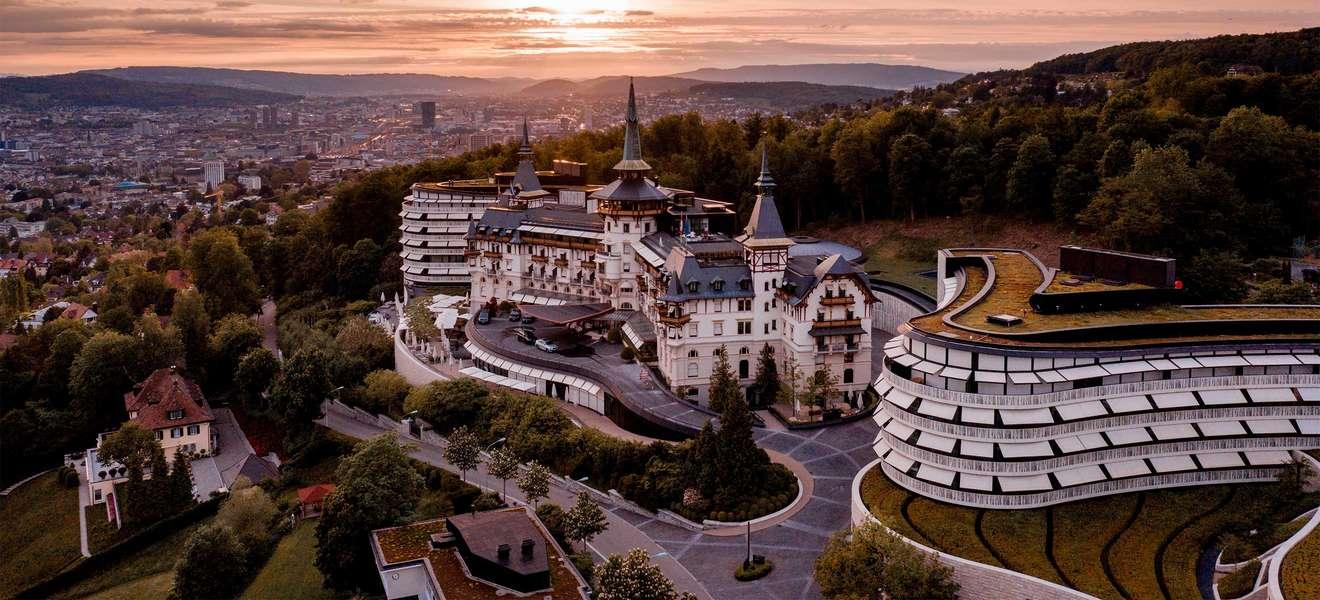 Das renommierte «Dolder Grand» in Zürich.