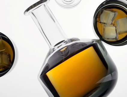 Tom Dixon, «Tank Whiskey Set»