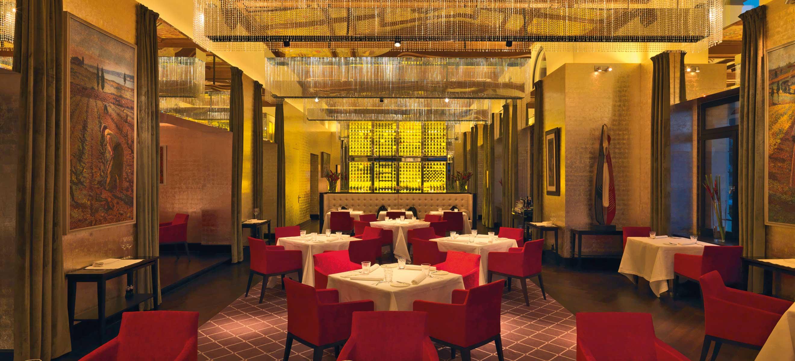 Innovative Gourmetküche Im Stilvollen Ambiente: «The Restaurant».